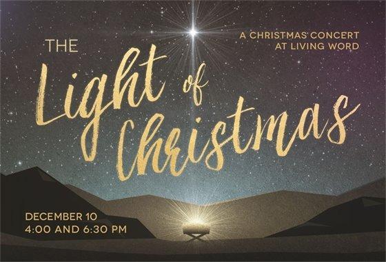 Living Word - December 10, 2017 - A Light of Christmas