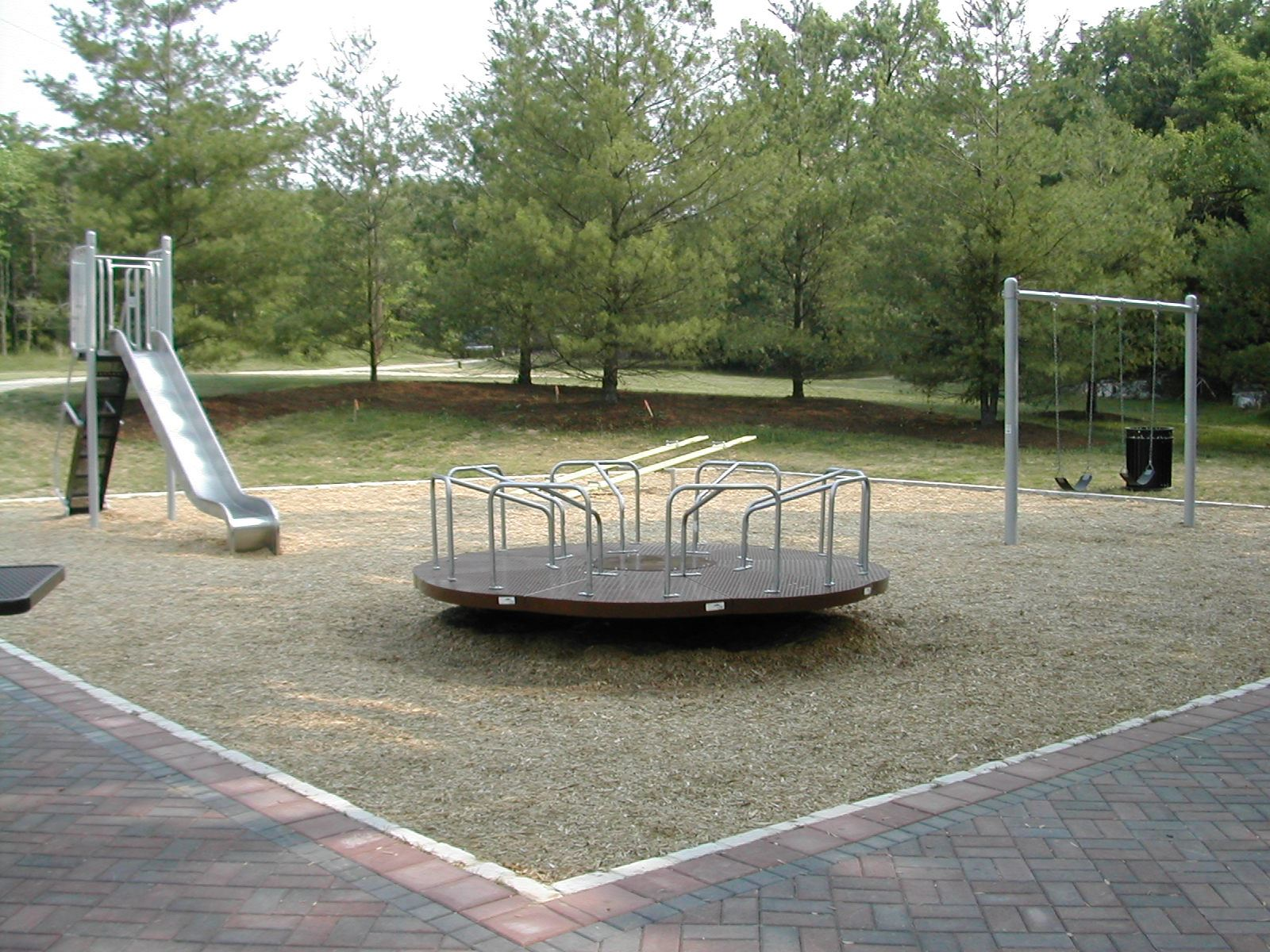 Old Pond School playground