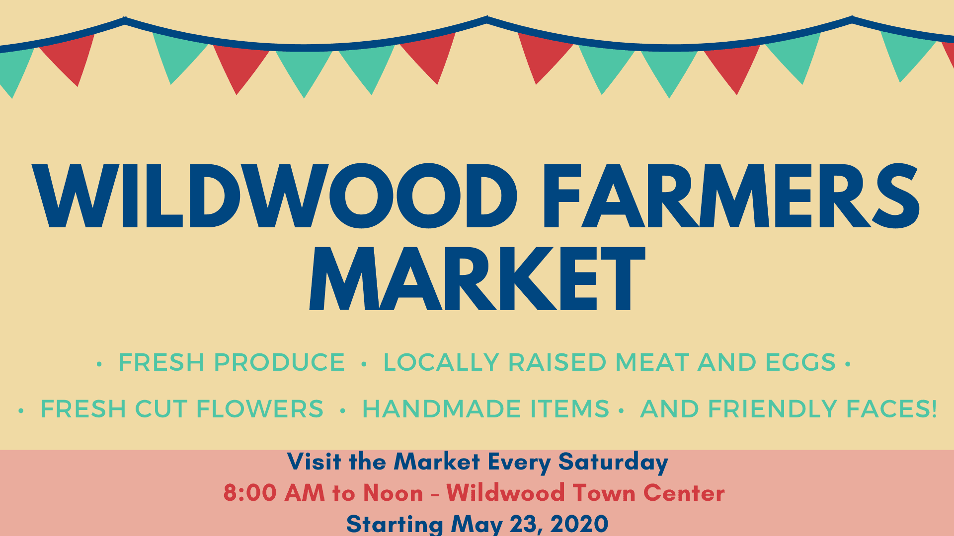 2020 Wildwood Farmers Market EVENT Page Cover